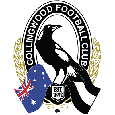 Collingwood Magpies  Team Logo