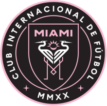 Inter Miami CF  Team Logo