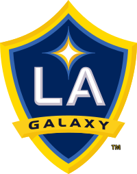 LA Galaxy  Team Logo