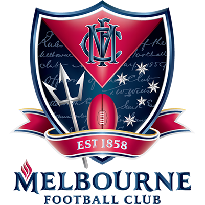 Melbourne Demons  Team Logo