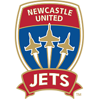 Newcastle Jets  Team Logo